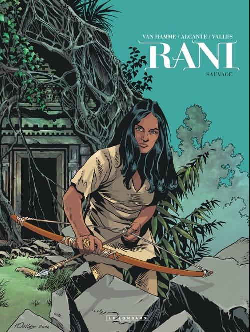 Couverture de Rani -5- Sauvage