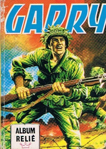 Couverture de Garry (Impéria) (2e série - 190 à 456) -Rec82- Album Relié N°82 (du n°441 au n°444)