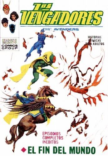Couverture de Vengadores (Vol.1) (Los) -28- El Fin del Mundo