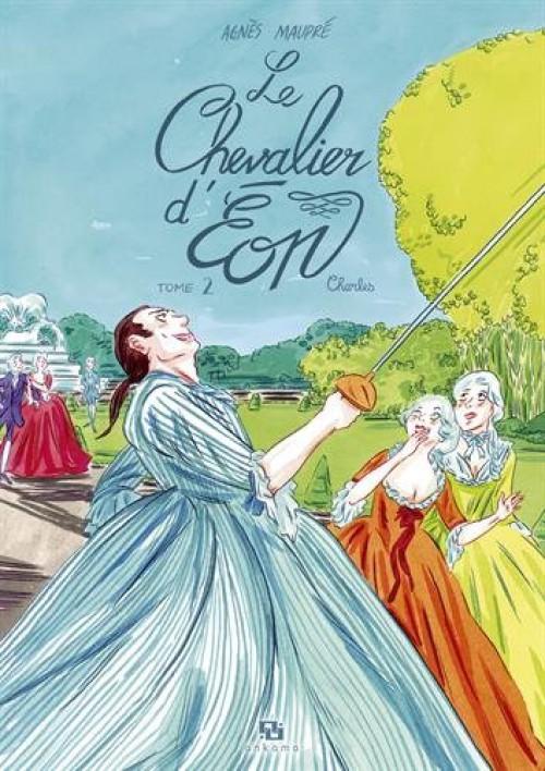 Le Chevalier d'Eon Tomes 1 et 2 PDF
