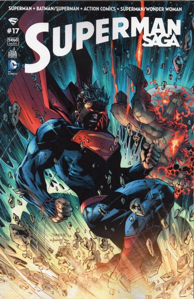Couverture de Superman Saga -17- Numéro 17