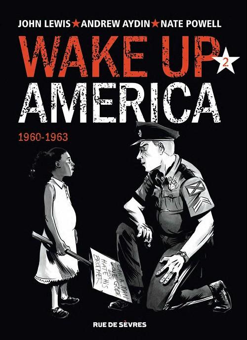 Couverture de Wake Up America -2- 1960-1963