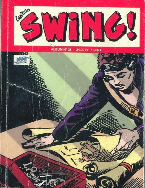 Couverture de Capt'ain Swing! (2e série - Mon Journal) -Rec28- Album N°28 (du n°82 au n°84)