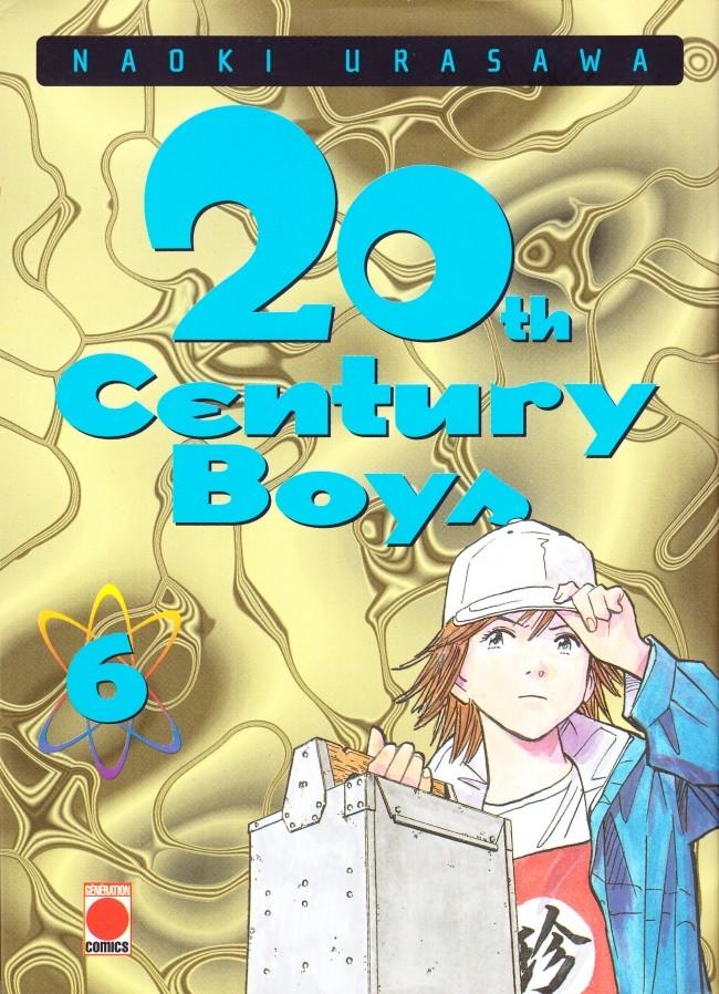 Couverture de 20th Century Boys -6- Tome 6