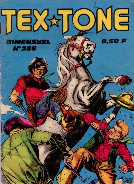 Couverture de Tex-Tone -288- Le petit diable