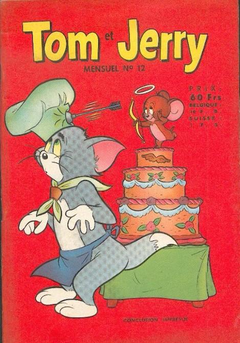Couverture de Tom et Jerry (Puis Tom & Jerry) (2e Série - Sage) -12- Conclusion imprévue