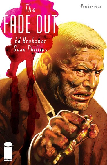 Couverture de Fade Out (The) (2014) -5- The Broken Ones
