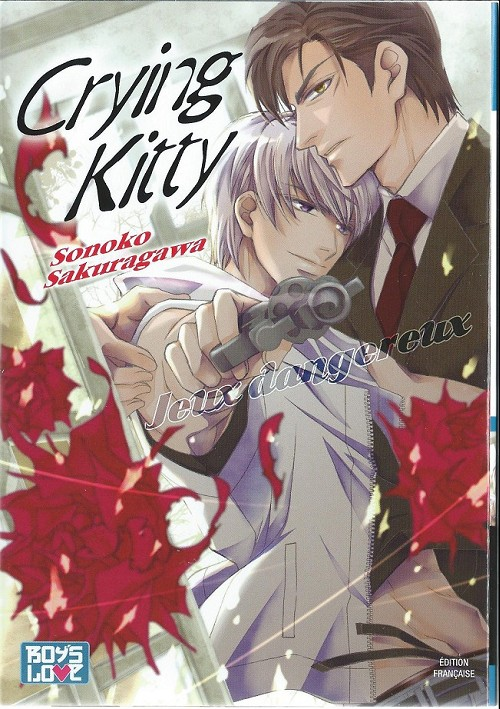 Couverture de Crying Kitty
