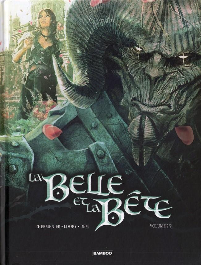 Couverture de La belle et la Bête (Looky) -2- Volume 2