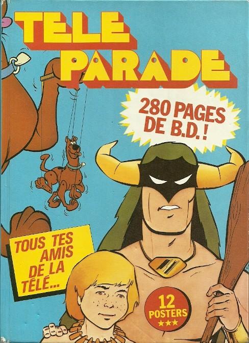 Couverture de Télé parade -Rec02- Album n°2