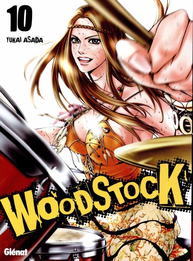Couverture de Woodstock -10- Tome 10