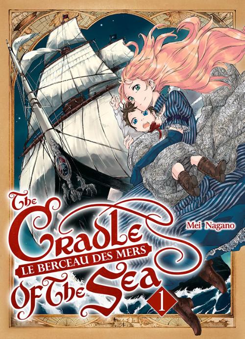 Couverture de Le berceau des mers - The Cradle of the Sea -1- Tome 1