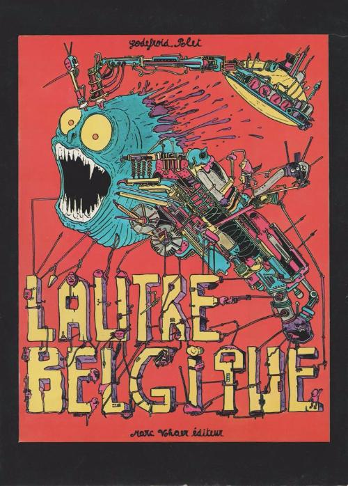 Couverture de L'autre Belgique