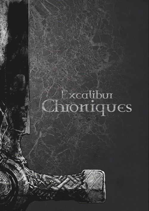 Couverture de Excalibur - Chroniques -INT TL- Intégrale volume 1 - chroniques I à III