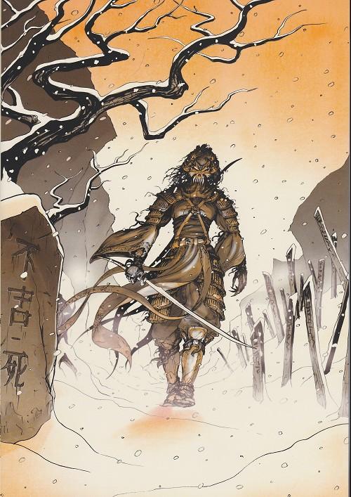 Couverture de Samurai -INTTL2- Intégrale II - Tomes 4, 5 et 6