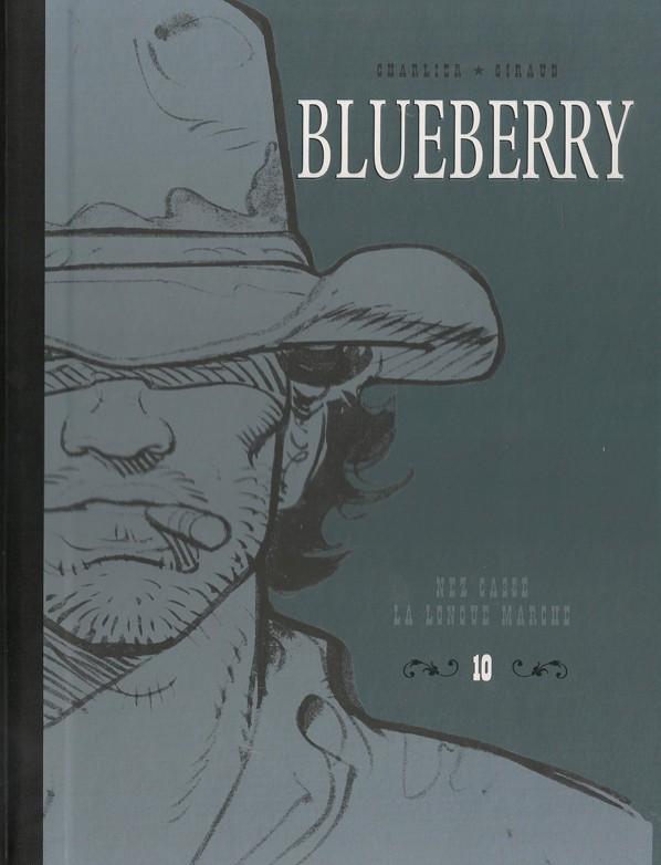 Couverture de Blueberry (Intégrale Le Soir 2) -10INT- Intégrale Le Soir - Volume 10