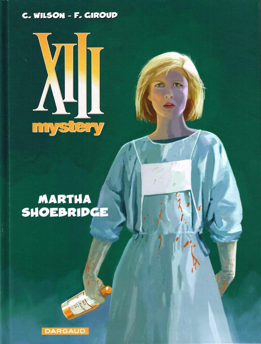 Couverture de XIII Mystery -8- Martha Shoebridge