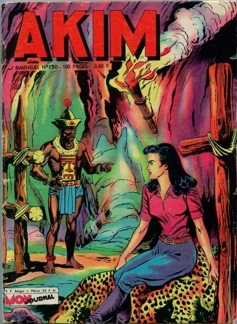 Couverture de Akim (1re série) -130- La trahison de Mulok