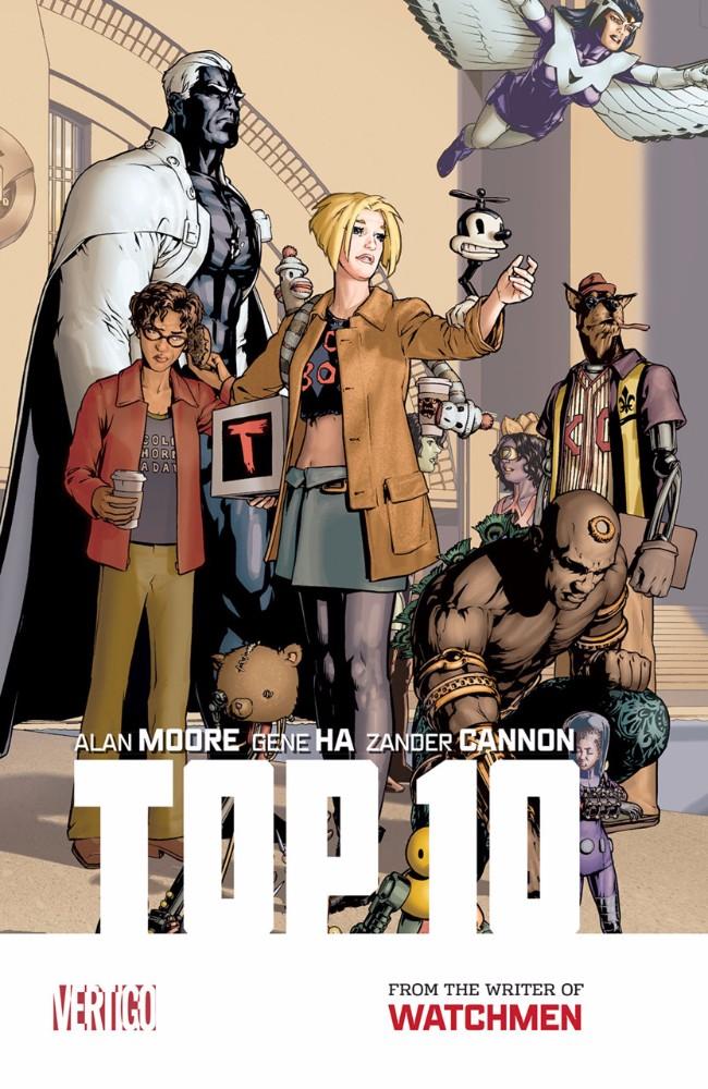Couverture de Top 10 (1999) -INT- Top 10
