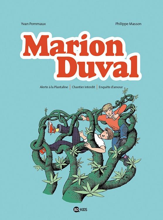 Couverture de Marion Duval -INT5- Tome 5