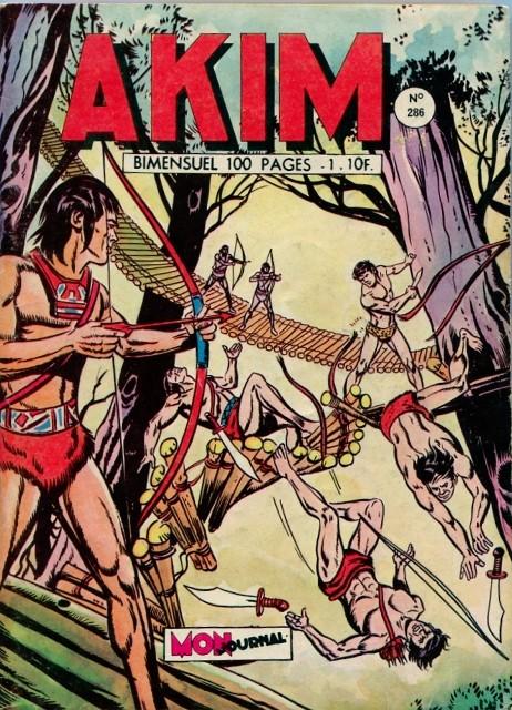Couverture de Akim (1re série) -286- Le Traitre