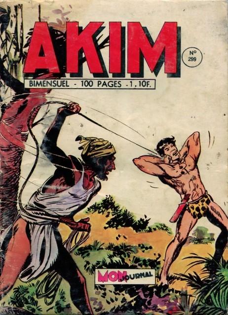 Couverture de Akim (1re série) -299- Cette chère petite Kali