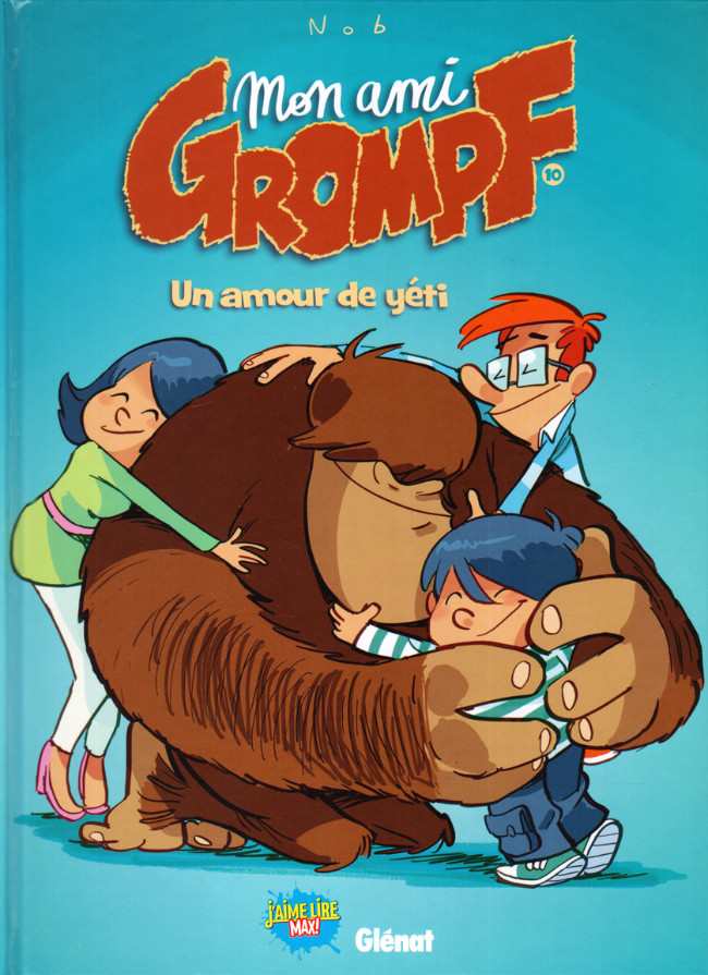 Mon ami Grompf - 10 tomes