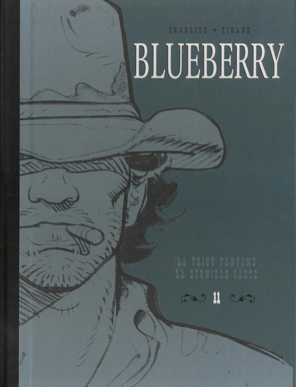 Couverture de Blueberry (Intégrale Le Soir 2) -11INT- Intégrale Le Soir - Volume 11
