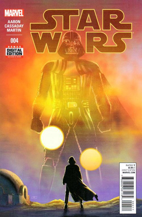 Couverture de Star Wars (2015) -4- Book I, Part IV Skywalker Strikes