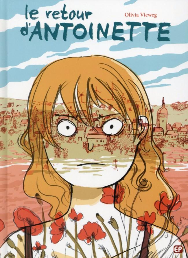 Couverture de Le retour d'Antoinette - Le Retour d'Antoinette