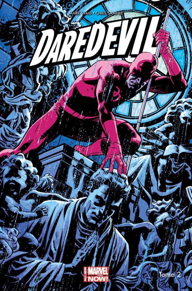 Couverture de Daredevil (100% Marvel - 2015) -2- Le Diable au couvent