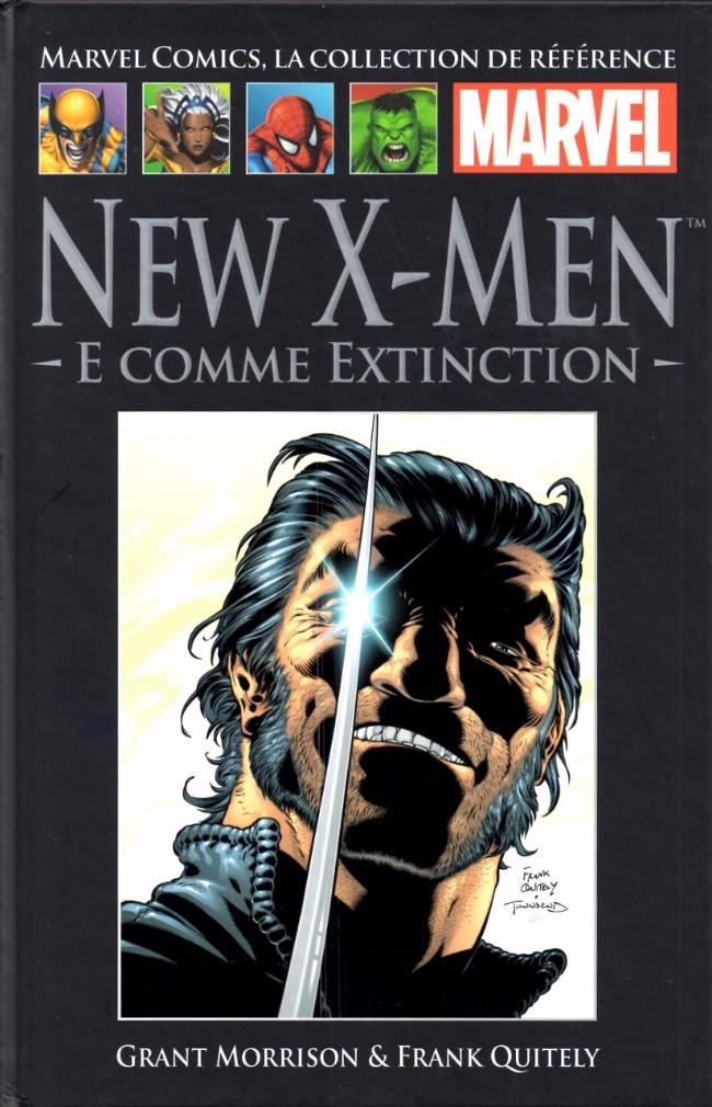 Couverture de Marvel Comics - La collection (Hachette) -3425- New X-Men - E comme Extinction