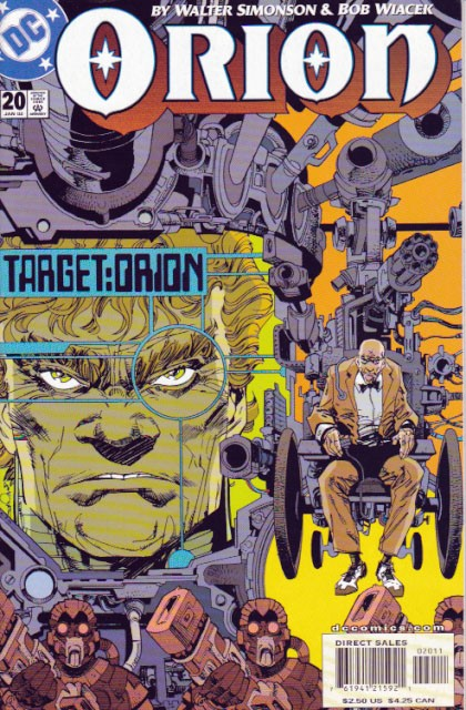 Couverture de Orion (Simonson, 2000) -20- None are so blind