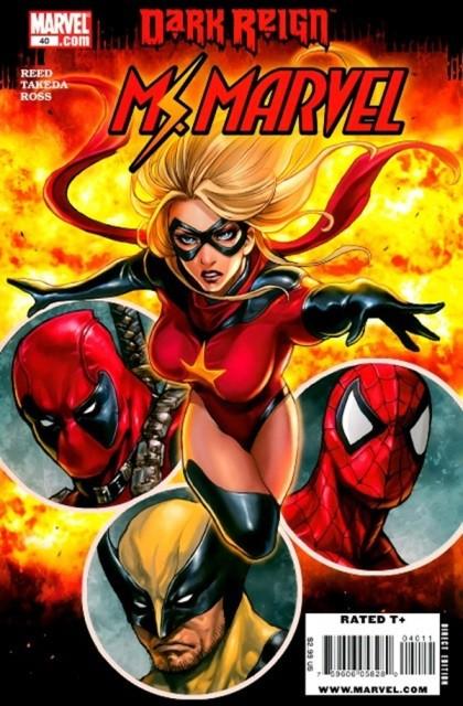 Couverture de Ms. Marvel (2006) -40- No title