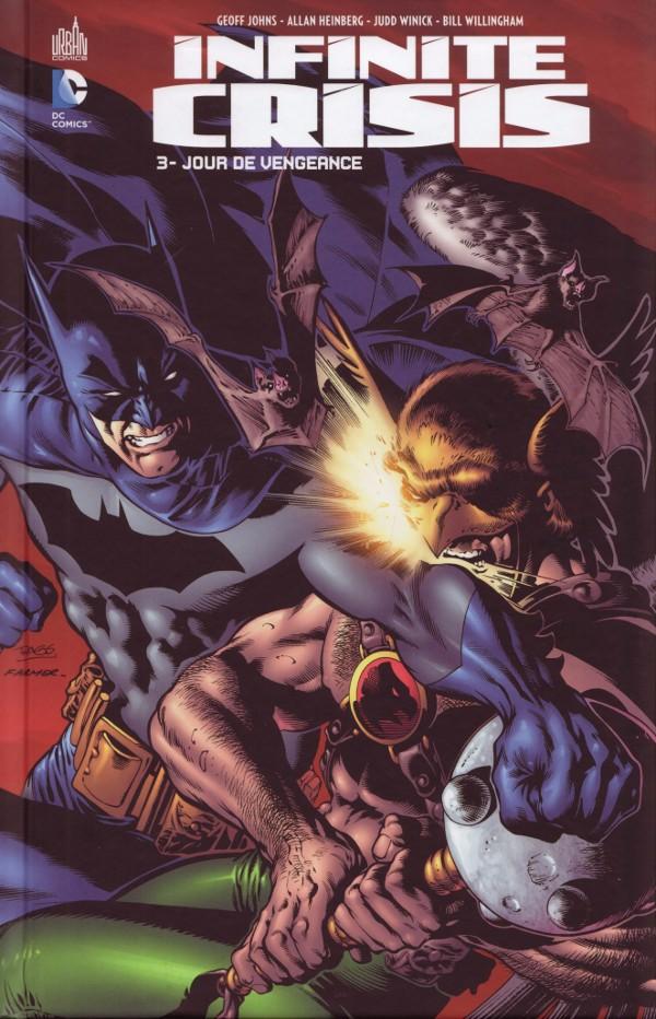 Couverture de Infinite Crisis (Urban Comics) -3- Jour de vengeance