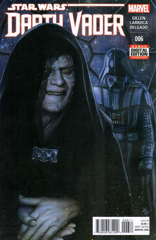 Couverture de Darth Vader (2015) -6- Book I, Part VI : Vader