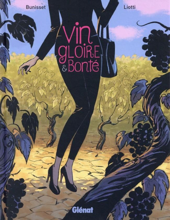 Couverture de Vin gloire & bonté