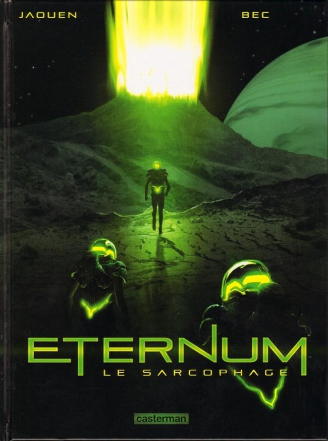 Couverture de Eternum -1- Le Sarcophage