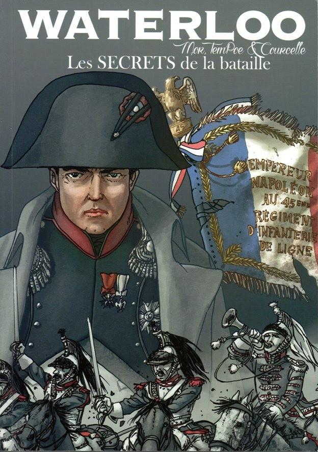 Couverture de Waterloo (Mor) -HS- Waterloo - Les SECRETS de la bataille
