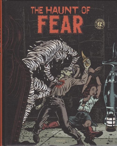 Couverture de Haunt of Fear (The) -INT1- The Haunt of Fear Volume 1