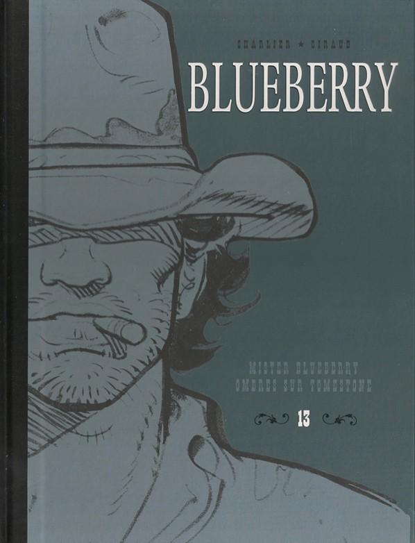 Couverture de Blueberry (Intégrale Le Soir 2) -13INT- Intégrale Le Soir - Volume 13