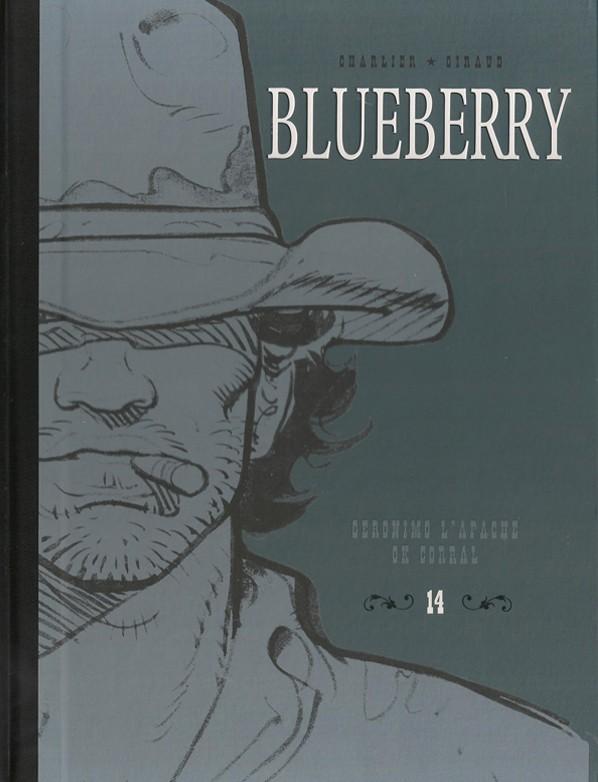 Couverture de Blueberry (Intégrale Le Soir 2) -14INT- Intégrale Le Soir - Volume 14