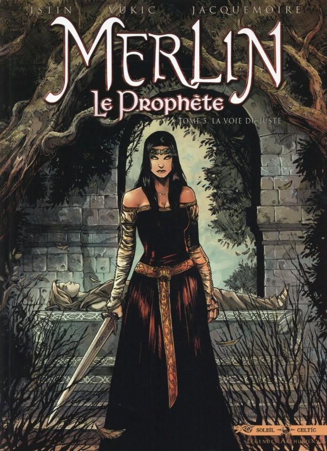 Merlin - Le Prophète - les 5 tomes