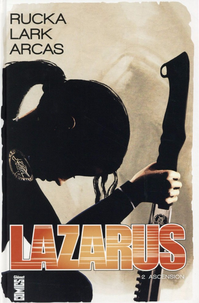 Couverture de Lazarus -2- Ascension