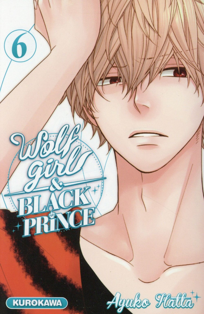 Couverture de Wolf Girl & Black Prince -6- Tome 6