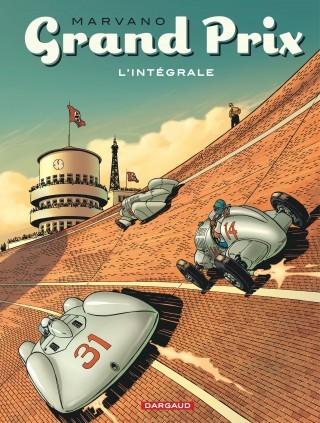 Couverture de Grand Prix -INT- L'intégrale