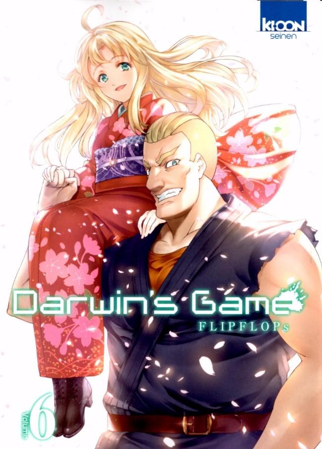 Couverture de Darwin's Game -6- Tome 6