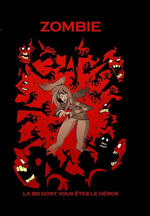 Couverture de Zombie (Makaka) -1- Tome 1