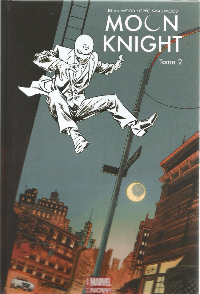Moon Knight (100% Marvel - 2015)