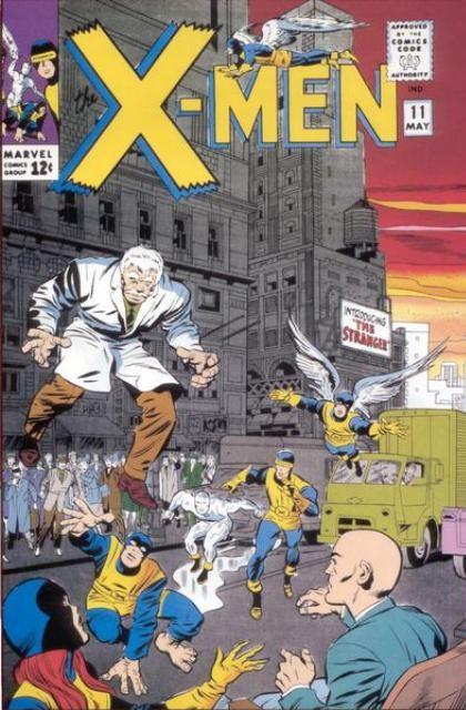 Couverture de Uncanny X-Men (The) (Marvel comics - 1963) -11- The triumph of magneto